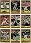 2011 Topps Heritage You Pick New Age Performers Then and Now Baseball Flash Back