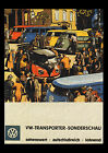 VOLKSWAGEN CAMPER VAN GERMAN POSTER GLOSSY PHOTO PRINT 01