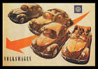 VOLKSWAGEN BEETLE GERMAN POSTER GLOSSY PHOTO PRINT 14