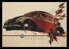 VOLKSWAGEN BEETLE CABRIOLET GERMAN POSTER GLOSSY PHOTO PRINT 06