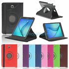 "Rotating PU Leather Smart Case Stand Cover For Samsung Galaxy Tab A 8.0 8"" T350"