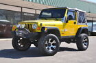 Jeep+%3A+Wrangler+SUPERCHARGED+Rubicon+Manual+Lifted+Low+Miles