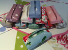 TRAVEL POCKET TISSUE CASES/COVERS HANDMADE IN DESIGNER OIL CLOTHS *CATH KIDSTON*