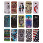 For Samsung Series Stylish Soft TPU Deluxe Morden Silicone Rubber Gel Case Cover