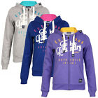 Womens Tokyo Laundry Hoodie Ladies Hooded Sweatshirt Zip Hoody Sweat Top