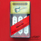 KINMAN The SCOOP NOISELESS Strat Pickup Set Deep Bass Transparent midrange MAYER
