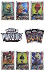 Topps World Of Warriors Trading Cards. Special Move Cards 193-224
