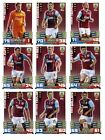 Match Attax 2014/15 Trading Cards (Burnley-Base Set) All 17 Cards