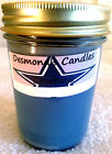 Desmond's Candles Homemade Scented Dallas Cowboys Soy Jar Candle