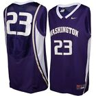 Nike Washington Huskies Away #23 Elite Basketball Jersey