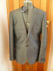 FCUK FRENCH CONNECTION SILVER CHARCOAL GREY SMART TAILORED  JACKET 40 BNWT