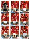 Match Attax 2014/15 Trading Cards (Manchester United-Base Set) All 17 Cards