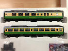 "Bachmann 30-048 ""The Highlander"" 2 x Mk 2 Coaches ONLY. T48 Post"