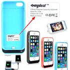 4200mAh Portable External Power Battery Charger Case Cover For iPhone 5 5S 5C UK