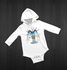 Baby Performance Lobster March Onesies with Hood