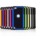 Shockproof Heavy Duty Tough Tradie Case Cover for Apple iPod Touch 5 5th 6th Gen