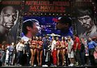FLOYD MAYWEATHER VS MANNY PACQUIAO 04 (BOXING MAY 2015) PHOTO PRINT