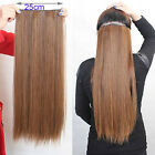 """20"""" Excellent Sale Clip In Remy 100% Real One Piece Human Hair Extensions"""