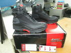 NEW Icon Mens Accelerant Waterproof Black Motorcycle Boot Shoe 3403-015