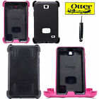 NEW Otterbox Defender Series Case for Samsung Tab 4 7.0 Stand and Stylus Black