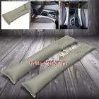 2 x Car Seat Pad Leakproof Soft Gap Filler Prevent Sundries into Gap for All Car