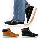 NEW MENS WINTER BOOTS WALKING LACE UP BOYS TRAINERS WORKER PUMPS GYM SHOES SIZE