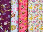 CHARACTER #18  Fabrics, Sold Individually, Not As a Group, By The Half Yard
