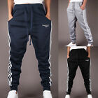 Cheap Mens Designer Casual Slim Skinny Stretch Bottoms Joggers Pants Trousers