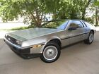 DeLorean+Mint+condition+from+Million+%24+collection