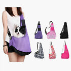 Pet Carrier Bag Dog Cat Puppy Single Shoulder Sling Bag Backpack Bag Tote S M L
