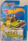 HOT WHEELS 2014- THE HOMER MOBILE--CAR