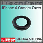 """Black Rear Back Camera Lens Glass Replacement For iPone 6 4.7"""""""