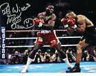 FRANK BRUNO v MIKE TYSON 06S (BOXING) SIGNED PHOTO PRINT 06S