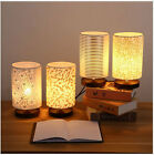 NEW 1pc Wooden Base Table Lamp Study Room Bedside lamp Decor table lights 3790