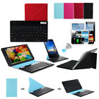 Universal Slim Bluetooth Keyboard With Magnetic Case For All 9-10.1 inch Tablet