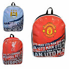 Official Football FC Soccer 'Impact' Team School Backpack Rucksack Bag New Gift