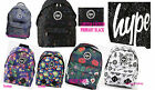 Hype Backpack Speckle Splat & print bags        **free bandanna**
