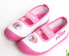 [Disney] Frozen Girl Pink Quilting PU House Shoes 073593