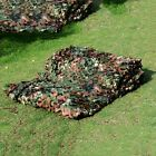 2in1 Hide Army Camouflage Netting + Nylon Net For Hunting Shooting Fishing Cover