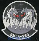 HMLA-269 GUNRUNNERS PATCH US MARINES HELICOPTER SQUADRON PIN UP MCAS NEW RIVER