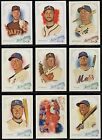 2015 Topps Allen & Ginter Ginters Ginter's Base Card You Pick, Finish Your Set A