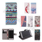 New Lovely Chic Slim PU Leather Case Cover Card Stand Magnetic Wallet Fr Samsung