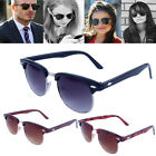 Fashion Retro Vintage Women's Men's Designer Oversized Sunglasses Glasses New #8