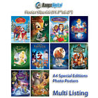 Disney Movie Collection Photo Poster RD-9059 (A4 11.7x8.2 Inch)