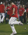 MLB Baseball Red Sox Jonathan Papelbon 2004 World Series Photo Picture