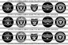 Oakland Raiders Bottle Cap Images 1 inch $6.0 USD on eBay