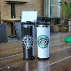 US New Double Wall Layer Stainless Steel Coffee Tumbler Cup Travel Mug