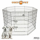Best Pet Dog Crates - Cozy Pet Playpen Dog Rabbit Puppy Play Pen Review