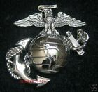 MADE IN US MARINES EAGLE GLOBE & ANCHOR HAT PIN US MARINE CORPS EGA XL FMF WOW