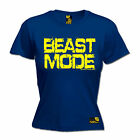 Beast Mode WOMENS T-SHIRT gym bodybuilding weights training funny mothers day